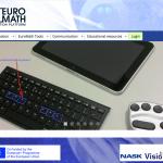 EuroMath_website_homepage
